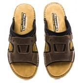 Сандалии 42  от Skechers  кожа текстиль сандали шлепки шлепанцы