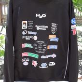 Свитшот реглан  фирменный бренд  H2o