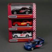 Модель машинка Dodge Viper gtsr kt5039wf kinsmart