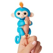 WowWee Fingerlings Интерактивная ручная обезьянка interactive baby monkey