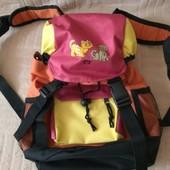 Продам фирменный новый рюкзачок на 3-7 лет.