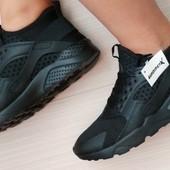 Мужские кроссовки в стиле Nike Huarache