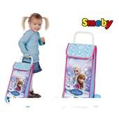 Детская тележка для покупок Frozen Smoby 24501