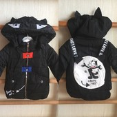 Крутые курточки 2-5лет
