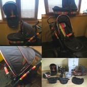 Детская коляска ABC Design 3 Tec