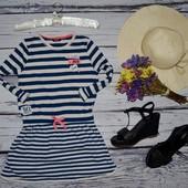 10 - 11 лет 140 - 146 см Очень модное теплое платье туника моднице