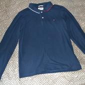 свитер поло Tommy Hilfiger размер M оригинал