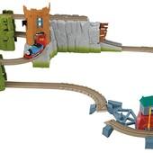 Fisher-Price Железная дорога Томас и королевское приключение thomas trackMaster castle quest set