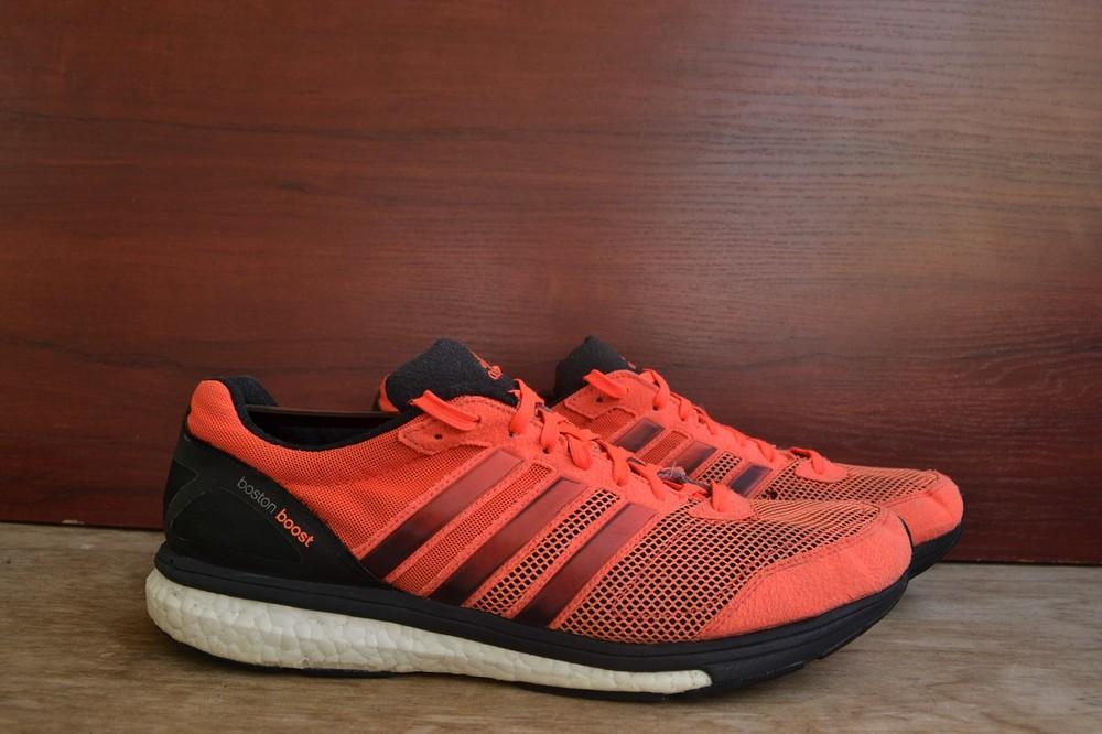 -Adidas Boost -Original -размер 45 / 29.5 см -без стелек -состояние хорошее фото №1