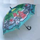Зонты с героями м/ф  Нинзя Го