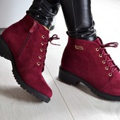 ботинки на байке