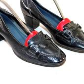 Туфли 37 р Gianna di Firenze Испания кожа оригинал