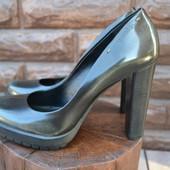 Calvin Klein оригинал кожаные туфли с номером