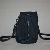 кожаная сумка Lacoste, оригинал