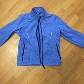 Качественная куртка флис и неопрен Crane р. 140