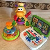 Игрушки для малышей Kiddieland