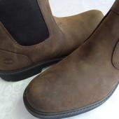 Ботинки Timberland оригинал 43-44 размер-длина стельки-28,5 см