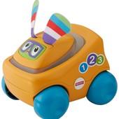 Fisher-Price Интерактивная игрушка Машинка Веселые ритмы Френки bright beats buggies franky beats