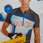 мужская вело футболка от Crivit. Германия. L размер