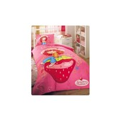 Постельное белье Tac Disney - Sweet Strawbery 160*220 подростковое Код  2646