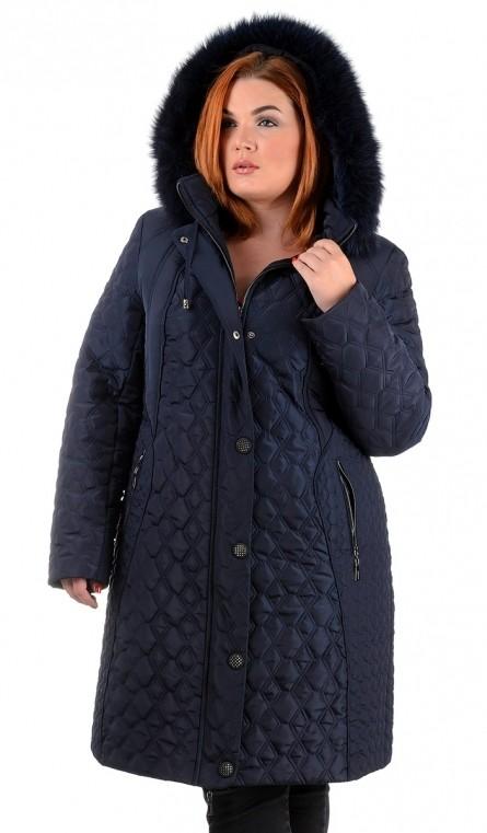 Женское зимнее пальто софья ,размеры 50-60 фото №1