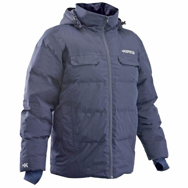 Мужская куртка Kipsta StadionJacke 700 спортивная зимняя фото №1