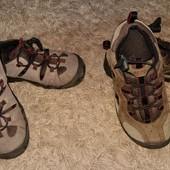 Кроссовки Ecco демисезонные и летние, 33 размер. Длина стельки 21, 3 см