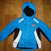 Зимняя термо курточка Lupilu р.110-116