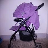 Дуже зручна коляска вага 5 кг