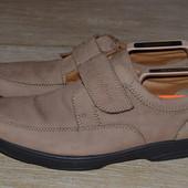 Marks and Spencer 42/5р топсайдеры, мокасины туфли.  кожаные Оригинал