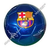 Мяч Барселоны с автографами игроков (2342)