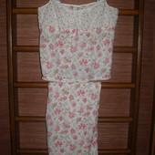 Пижама хлопковая, размер ХL, состояние  новой