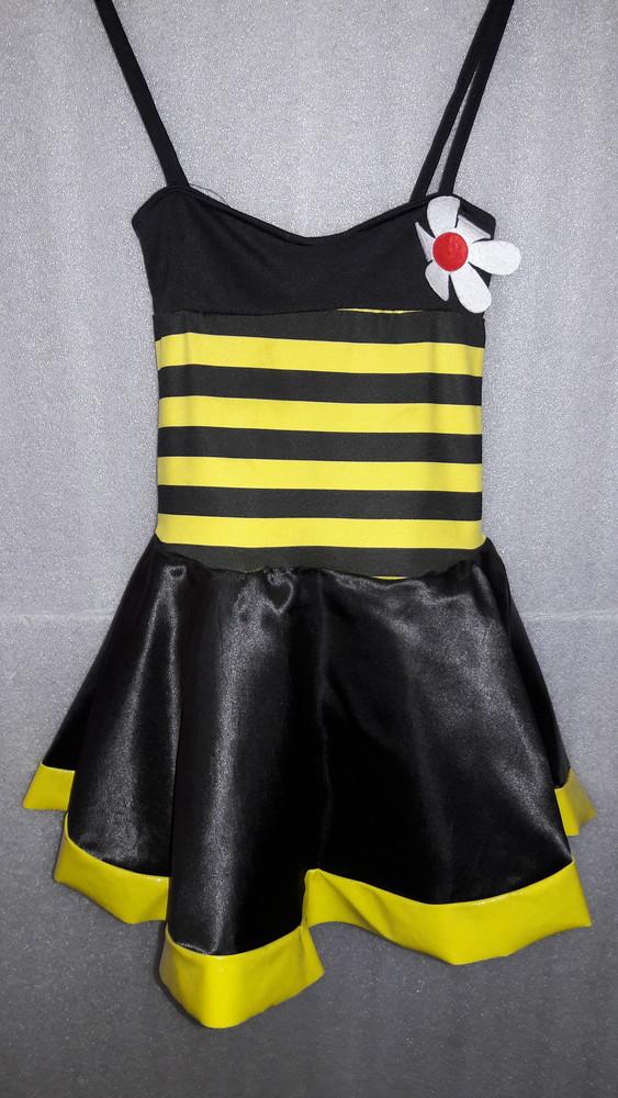 48a84cb043bcdce Карнавальное нарядное платье костюм пчела пчёлка, цена 250 грн ...