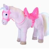 Седло Baby born Zapf Creation для интерактивной лошадки беби борн
