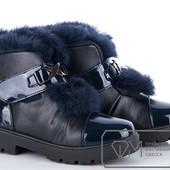 Ботинки женские W8546