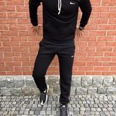 Спортивний костюм Nike утеплений на флисе