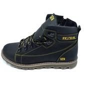 Распродажа!!!Ботинки мужские зимние на меху SeZoN Stael 101