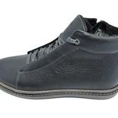 Ботинки мужские зимние на меху Ecco Stael G34