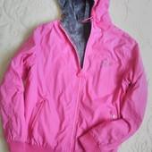 Фирменная двухсторонняя куртка от Rodi Mood на S-M.