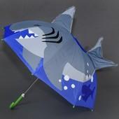 Зонтики 3D Акция!!! огромный выбор,