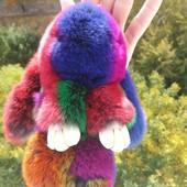 Заец кролик брелок