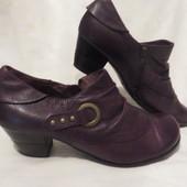 Ботинки Кожа Германия Caprice 39 размер