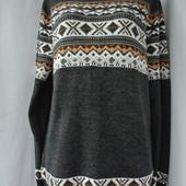 Модный стильный свитер George размер M