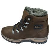 Ботинки мужские кожа зимние на меху Club Shoes 20 Company