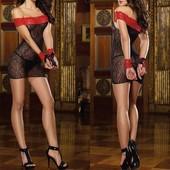 Игровой костюм «Пленница»Кружевной пеньюар / Эротическое белье