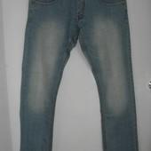 Мужские красивые джинсы Kiabi разм 38 наш 52-54