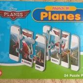 Пазлы Planes, Disney (Самолёты от Дисней), 24 шт.