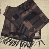 Cotiera Теплый мужской двухсторонний шарф