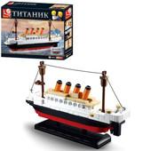 Конструктор Sluban M38-B0576  Titanic, 194 дет