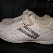 кроссовки George 32/33 размер Англ 1 стелька 21 см как новые!
